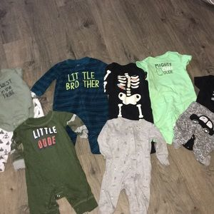 Newborn-3month baby boy bundle
